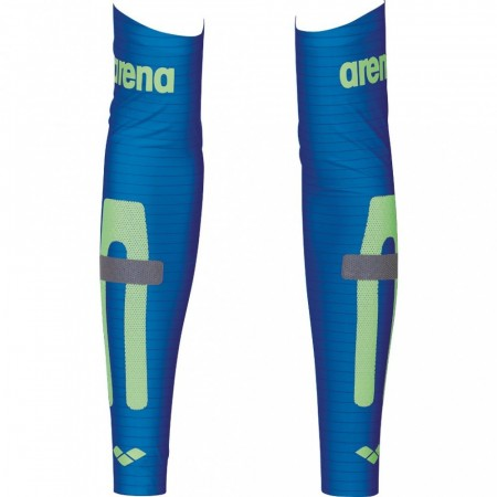 Arena Carbon Compression Arm Sleeves Unisex