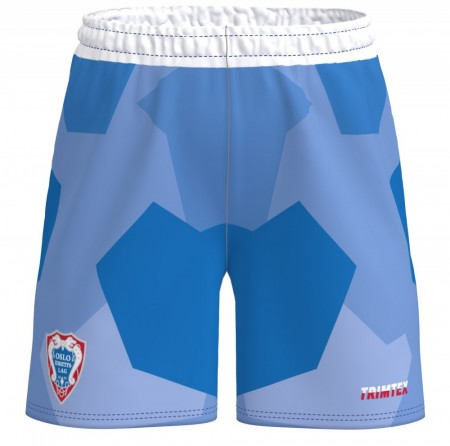 Shorts med klubbdesign - Junior