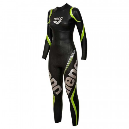 Arena Triwetsuit Carbon - Women