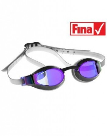 Mad Wave X-Look Mirror Rainbow (Violet)